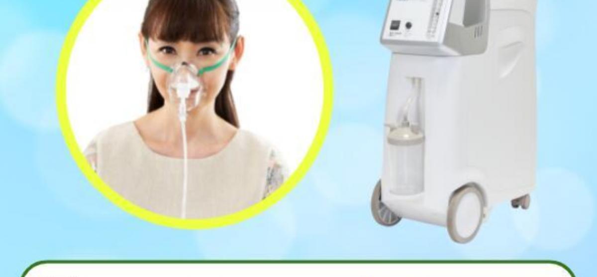 Sử dụng máy tạo ôxy tại nhà sao cho đúng?