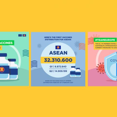 Cuối tháng 2/2021, Việt Nam sẽ có khoảng 5 triệu liều vắc xin phòng COVID-19