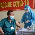 Gần 50.000 người Việt Nam đã được tiêm vaccine COVID-19