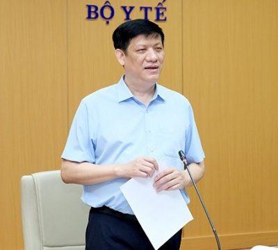 Bộ trưởng Bộ y tế: 5 bài học từ đợt bùng phát dịch Covid-19 hiện nay