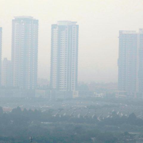 Tháng 3, chỉ số bụi mịn PM2.5 đang cao nhất trong năm