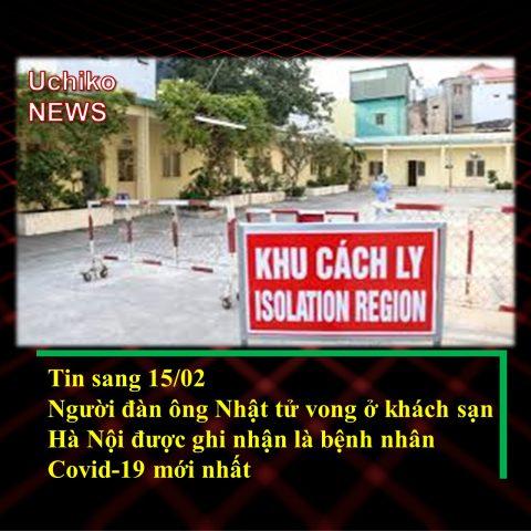 Hà Nội: Người đàn ông Nhật tử vong ở khách sạn được ghi nhận là bệnh nhân 2229