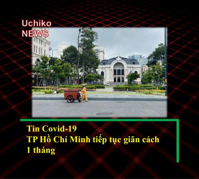 """Tin Covid-19: TP Hồ Chí Minh yêu cầu người dân từ 16/8 đến 15/9 """"ai ở đâu thì ở đó"""""""